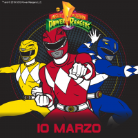 I Power Rangers a Gualtieri