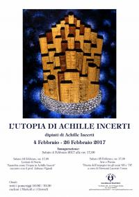 L' utopia di Achille Incerti ""