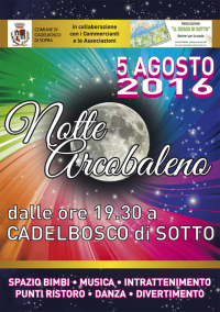 Notte Arcobaleno